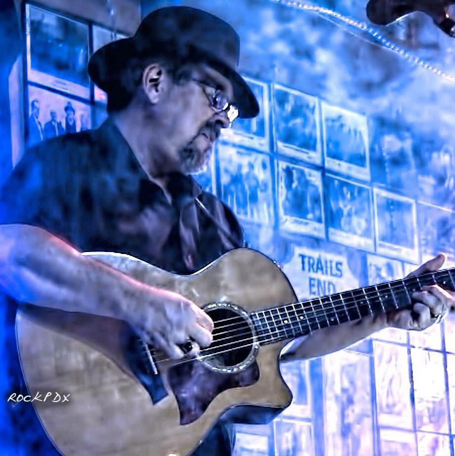 Mark Seymour Solo at Trails End Saloon Oregon City Oregon
