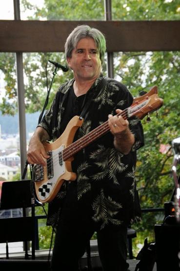 Scott Bickford Bass Guitar